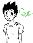 Gon by FishyWwizerdPrince