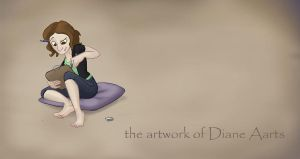 art banner by DianeAarts