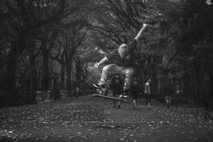 Kick Flip by Mobster9