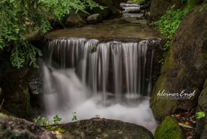 waterfall by kleinerEngl
