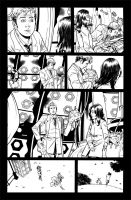 Doctor Who: the Tenth Doctor 3 - pag 11 by elena-casagrande