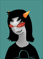 Terezi by Owlcat113