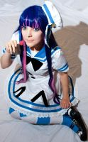 Stocking - Sailor Lolita by Bunnymoon-Cosplay