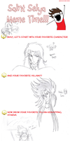 Saint Seiya-Meme Time!!! by Trio-Infierno