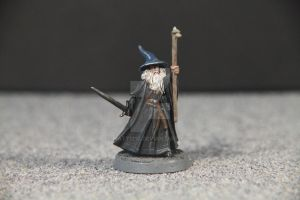 Warhammer Lord of the Rings Gandalf by Matt1210