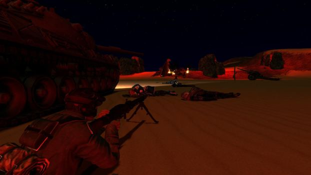 Force Recon by ARCN7