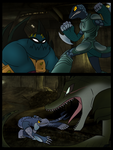 The Sewers by tamersworld