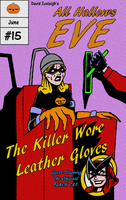 The Killer Wore Leather Gloves by ivy7om