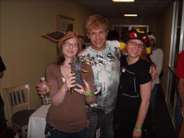 Vic Mignogna by Qexx