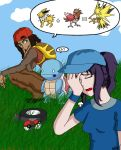 Pokemon Awkward Contest Entry by Kay-is-Dreaming