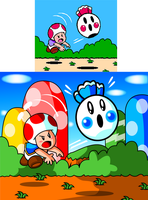 A Triumph for a Toadstool by JamesmanTheRegenold