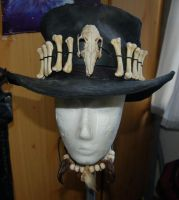 The Voodoo-hat by BrimstonePreacher