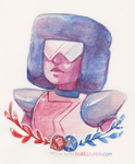 Garnet | Square Mom by nekophoenix