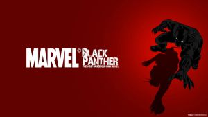 Black Panthers, Marvel by sharkurban