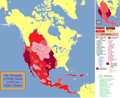 The Viceroyalty of America by QuantumBranching