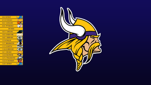Minnesota Vikings 2013 Schedule Wallpaper by SevenwithaT