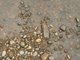 Water and Pebbles by DanikaMilles