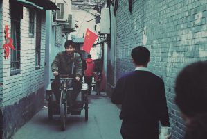 Hutong Bike by ornie