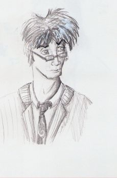 10th doctor sketchiedoodle by Yamicat