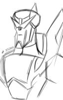 TFA Prowl Sketch by ConstantM0tion