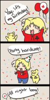 APH: Canada BDAY by TheGrief