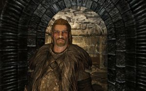 Skyrim Screenshots- Ulfric Stormcloak 2 by vincent-is-mine