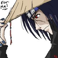 itachi for deaddrawer by simius7