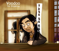 Voodoo: The Dreaming by kintobor