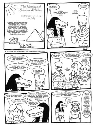 Sobek-Hathor Marriage page 1