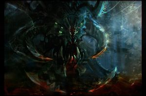 Lord of the Spiders by Kashivan