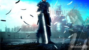FFVII Crisis Core by iHeartlessx