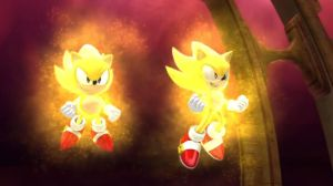 Sonic Generations Super Sonics by SonicTheHedgeSantos