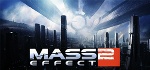 Mass Effect 2 Steam Grid Icon by LordReserei