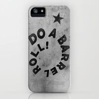 DO A BARREL ROLL! iPhone and iPod covers and skins by J-MEDBURY