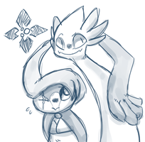Team Water Flowers has Tumblr! by DJ-Catsume