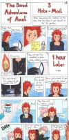 The Bored Adventures of Axel 3 by YinDeity