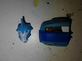 Transformers Prime Blurr preview show by Shenron-Customs