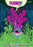 FLUMP. BLOB 1 - Collected Print Edition by Cosmic-Brainfart