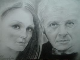 Anthony and Julianne by RedPassion