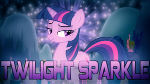 Twilight Sparkle Wallpaper by TygerxL