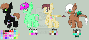 Mlp Auction [Closed] by XxCarlotaxX