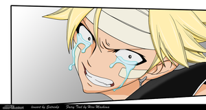 Angry Sting, Fairy Tail 300 coloring by AnnaHiwatari