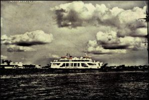 the ferry by meidy89