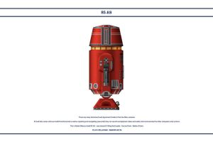 Droid R5-K6 by WS-Clave