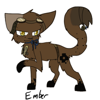 Request - Ember by Evildraws