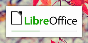 LibreOffice Splash Screen by BassUltra