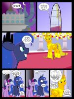 The Rightful Heir: Issue 3 - Page 01 by GatesMcCloud