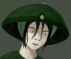 Toph by TheQuietWriter
