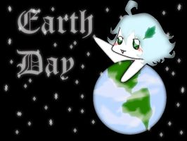 Earth Day by CookieMonsterforever