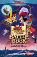 Jake and The Neverland Pirates Battle For The Book by JackandAnnie180